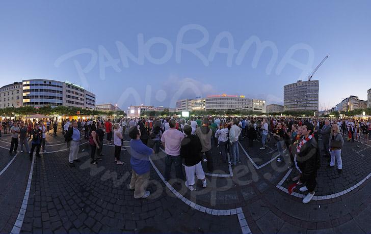 Frankfurt Em Public Viewing